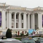 на площади 800-летия Москвы